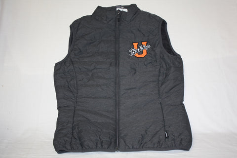 Ladies Carbon Puffer Vest