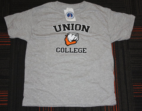 Grey Union College Toddler Tee
