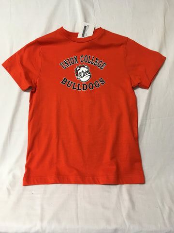 Kids Orange UC Bulldogs Tee