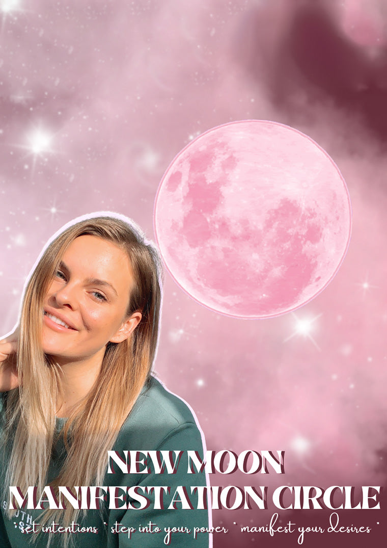 New Moon Manifestation Circle - REPLAY
