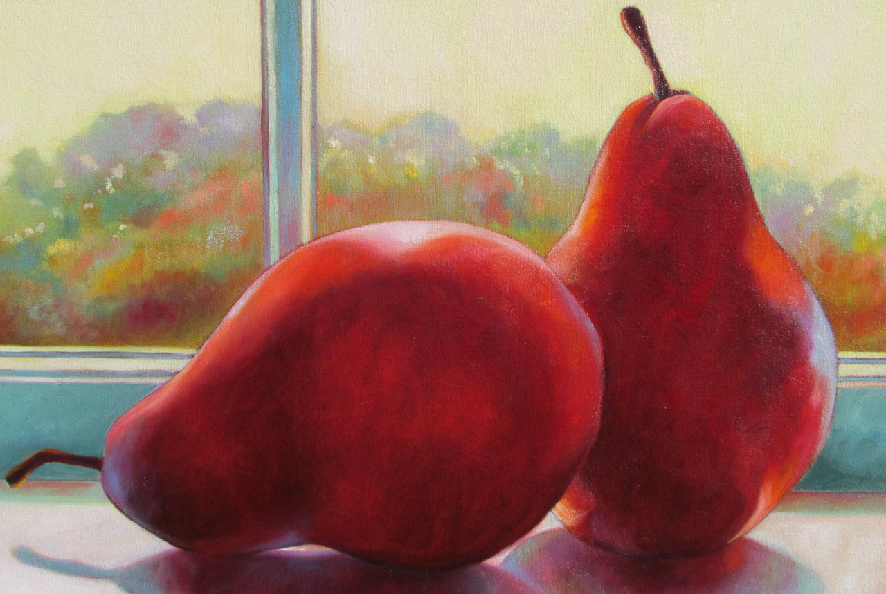 Pears in the East
