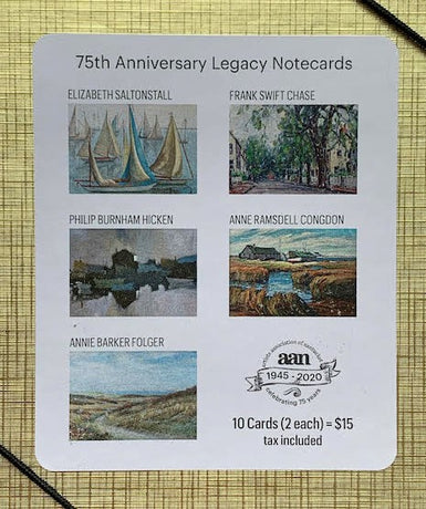 75th Anniversary Legacy Notecards