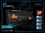 Dragonwar Wired Recon Advanced Gaming Keyboard