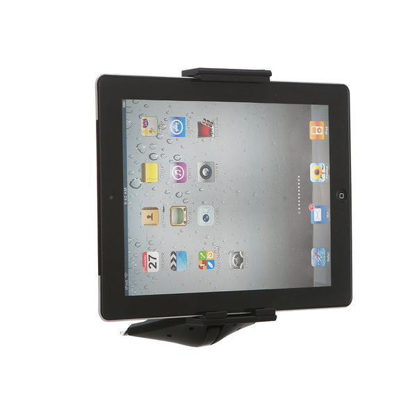 "Universal Car CD Slot Mount iPad, Galaxy Tab, Nexus, Surface (8.9"" ~ 11"" Screen)"