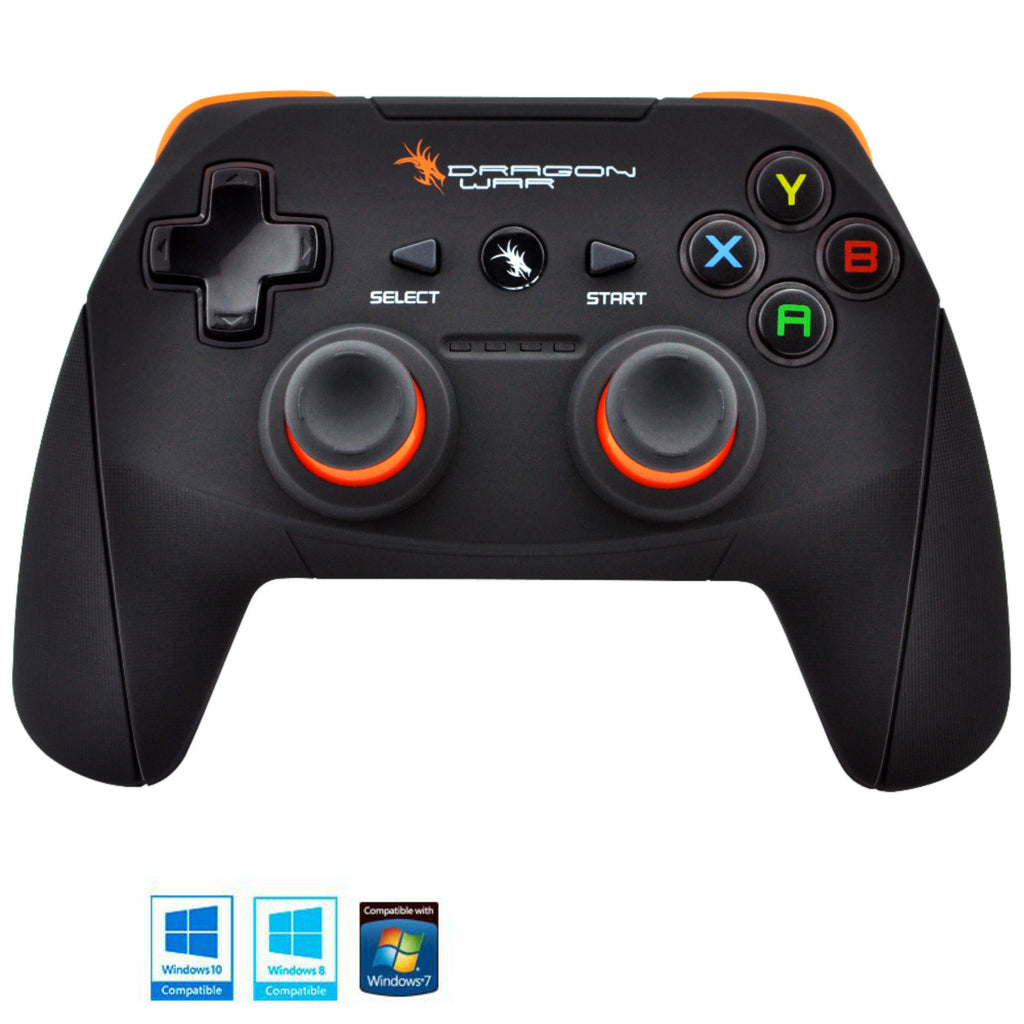 Dragonwar Shock Ultimate 17 Key Wireless Game Controller