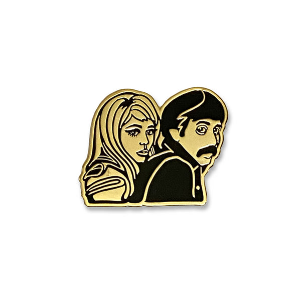 Nancy and Lee Pin