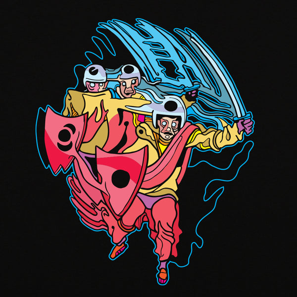 Warrior Pig T-Shirt