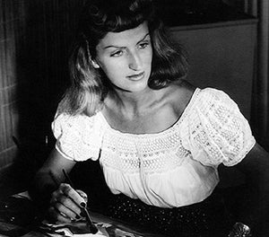 Style Icons: Mary Blair