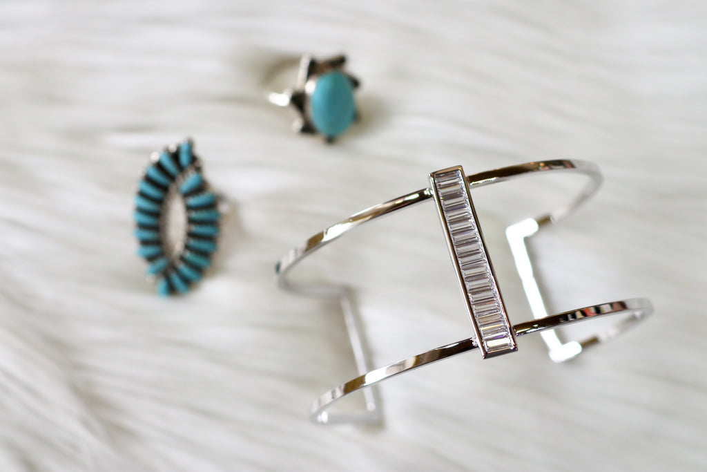 Some silver statement pieces that we adore!