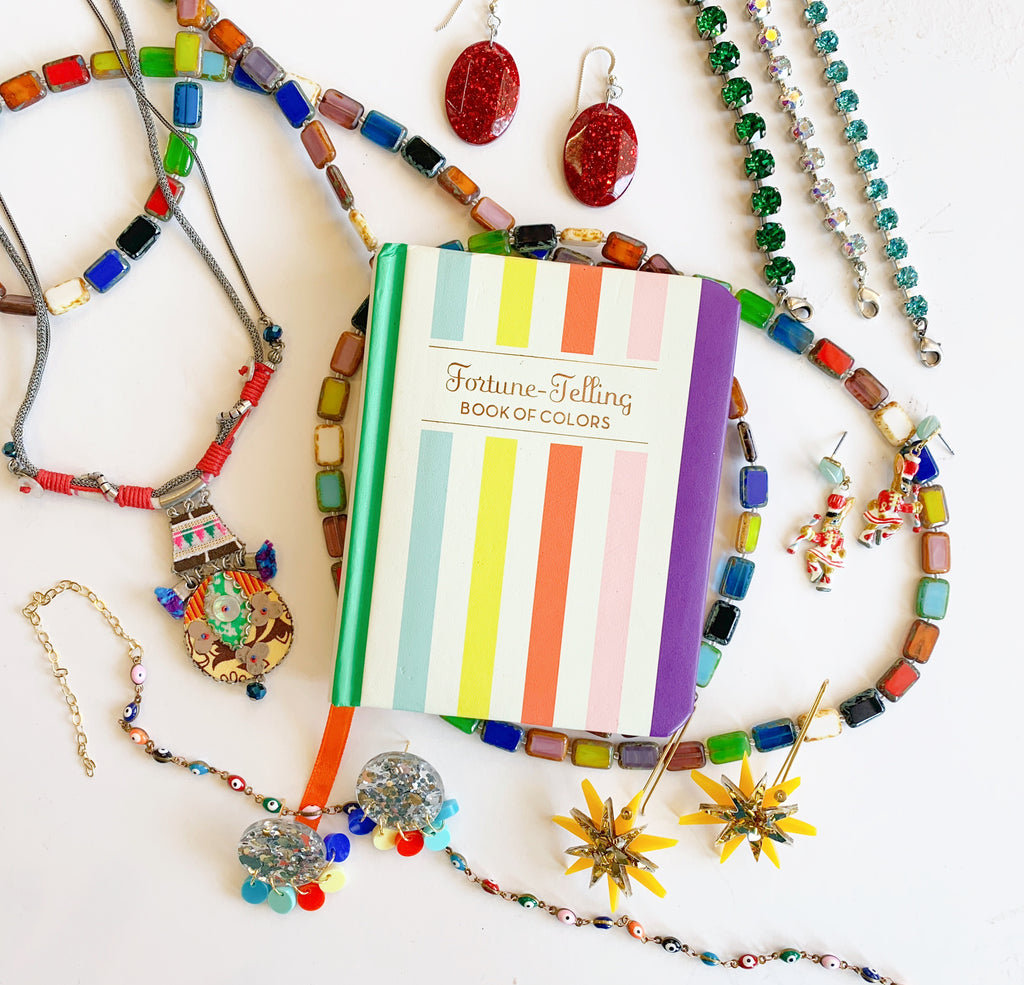 """You can't have a rainbow without a little rain,"" - Dolly Parton. Let the color spectrum serve to remind you the absolutely beautiful things can come out of bleak circumstances. xo Coco and Duckie"