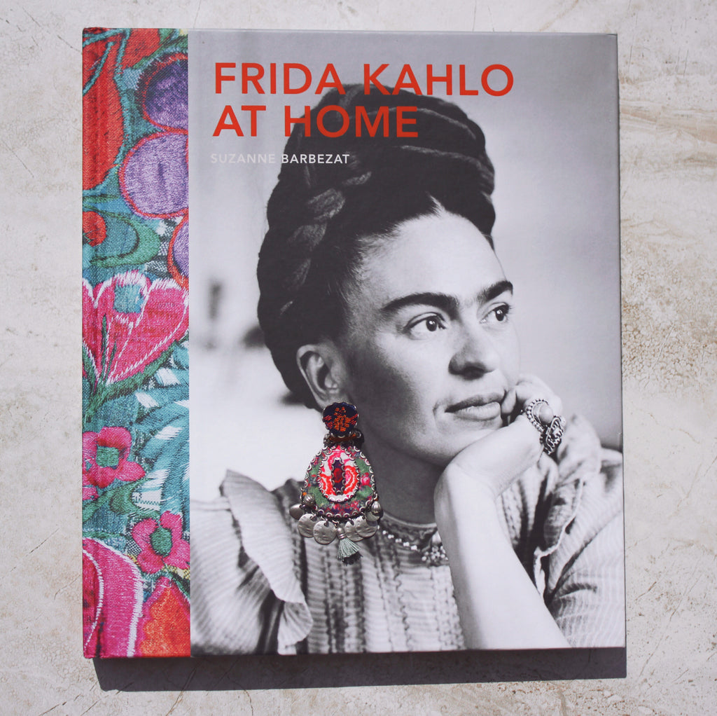 Frida Kahlo at Home, a great book for any Frida Fan! We couldn't help but feel that Frida would have really dug Ayala Bar's jewelry...