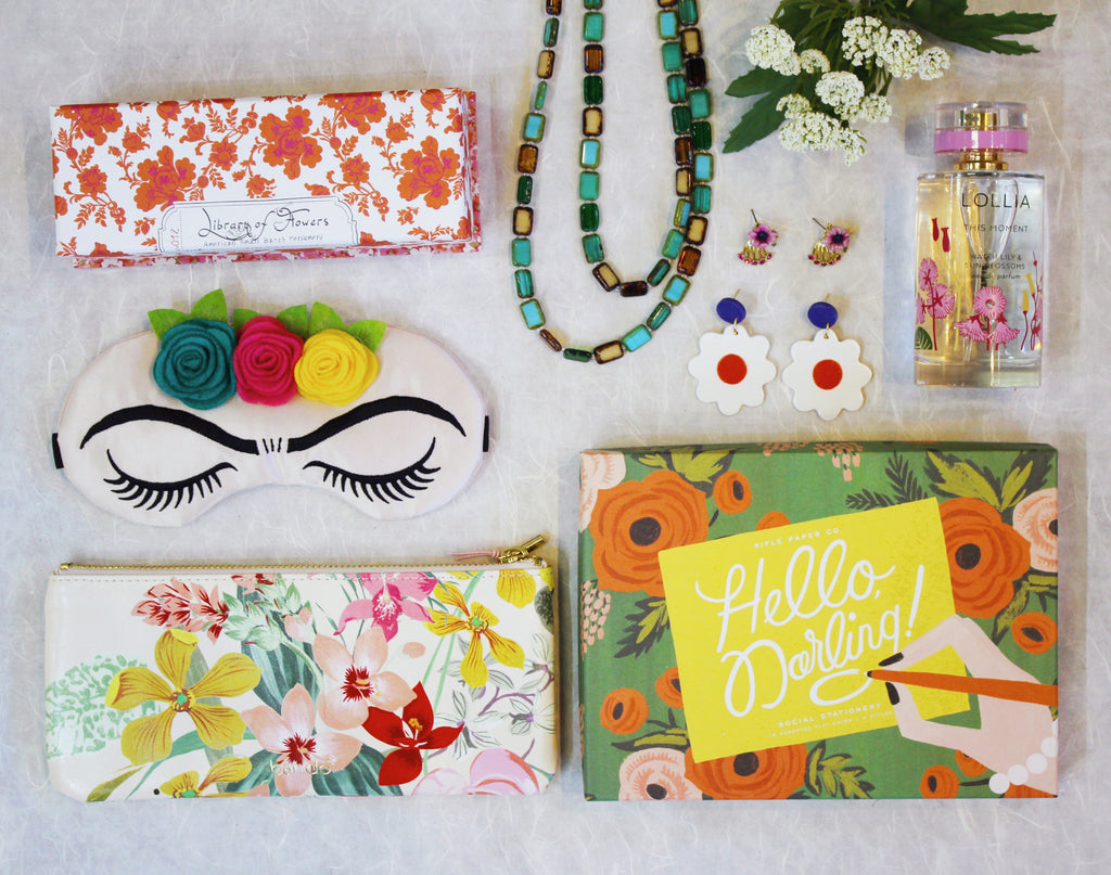 A few of our favorites from our Flower Power collection! xo Coco and Duckie