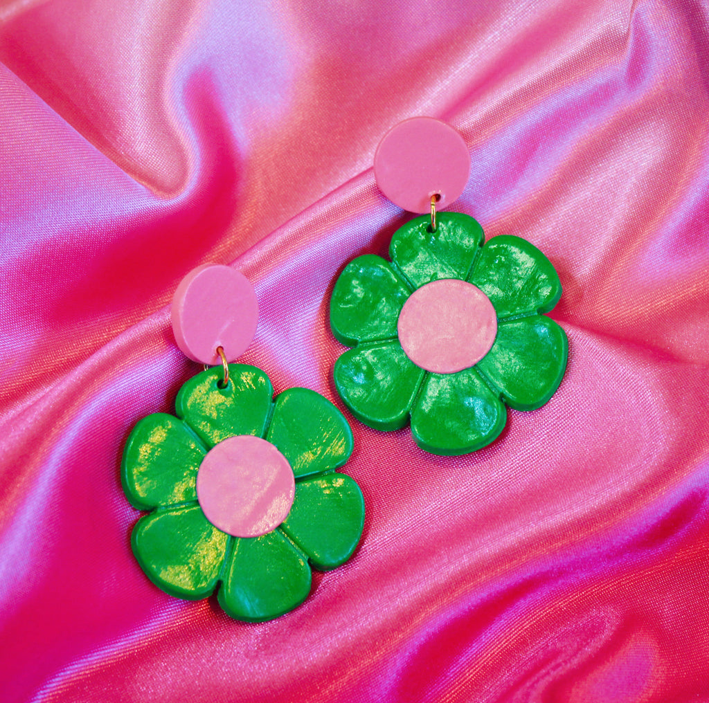The Marianne Earrings by Blush Daisy at Coco and Duckie