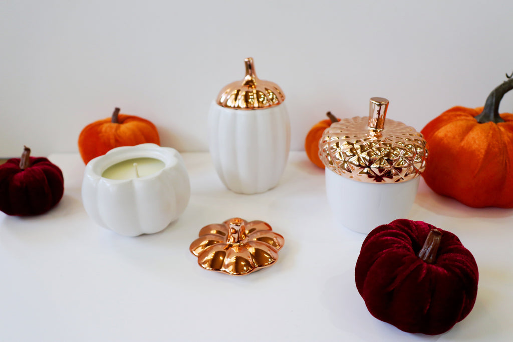 Our favorite Fall Fragrances in the sweetest packaging at Coco and Duckie!