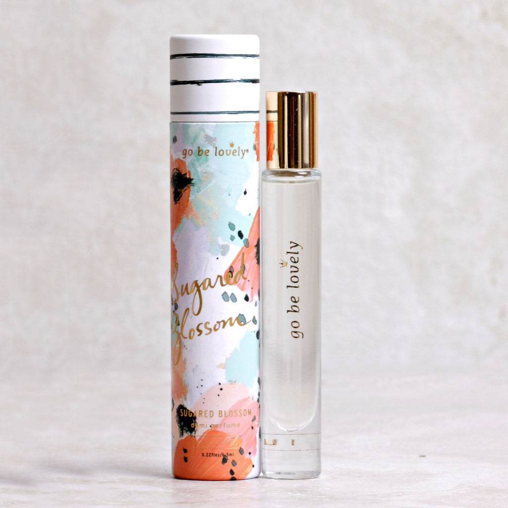 Sugared Blossom Rollerball from Illume at Coco and Duckie