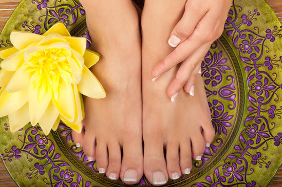 Pedicure for your feet