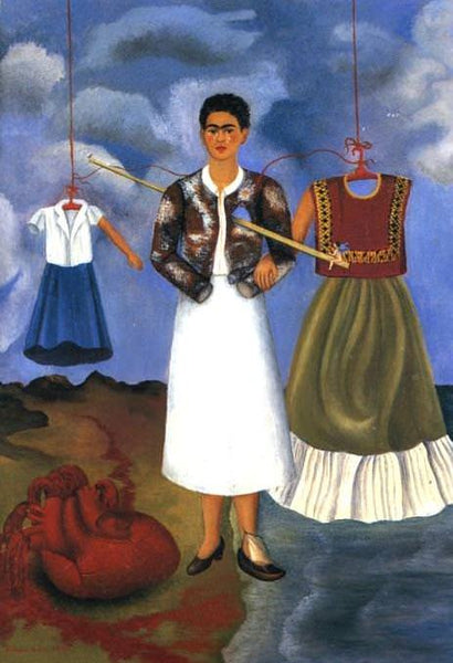 Memory of the Heart, Frida Kahlo