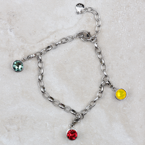Charm Bracelet - Coco and Duckie