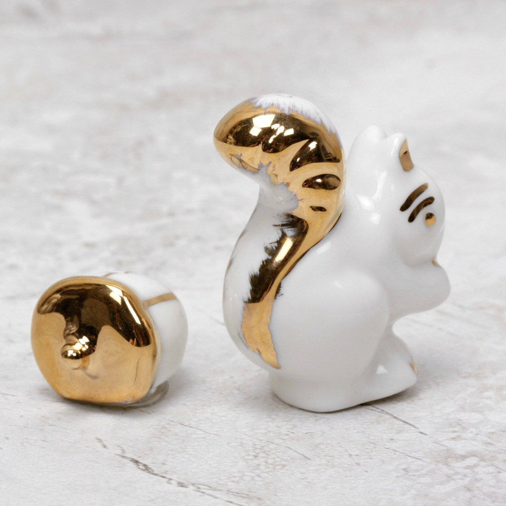 Playful Salt & Pepper Shakers - One Hundred 80 Degrees - Coco and Duckie