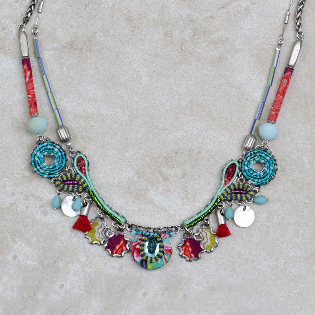 Sarta Necklace by Ayala Bar - Coco and Duckie