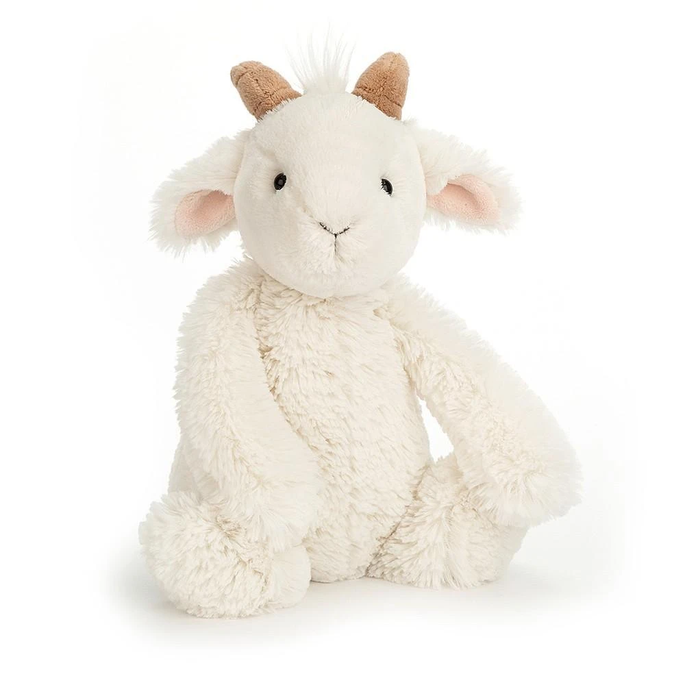 Plush | Bashful Goat - Coco and Duckie