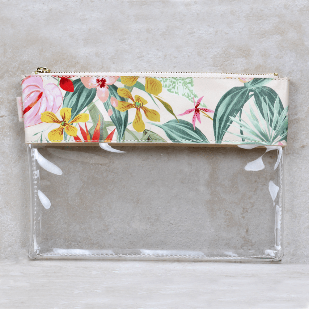 Peek-A-Boo Clutch | Paradiso - Bando - Coco and Duckie