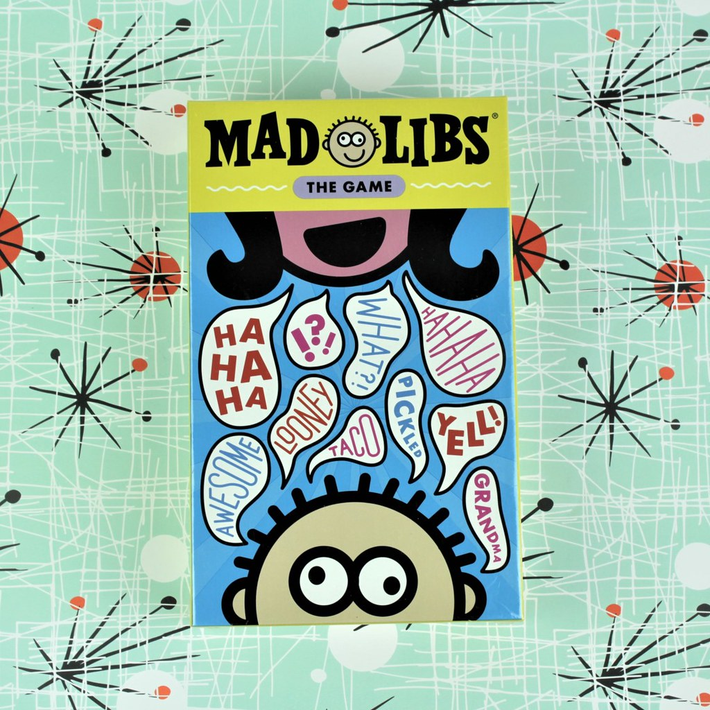 Mad Libs the Game - Looney Labs - Coco and Duckie