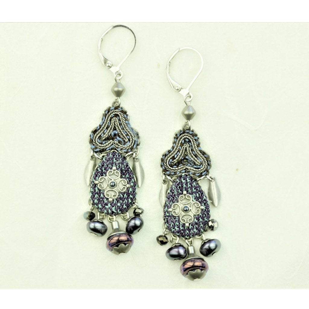 Ayala Bar Misty Cloud Earrings