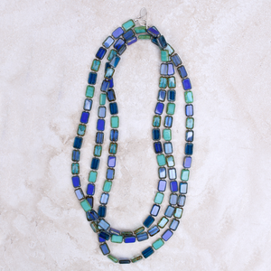 Althea Necklace | Ocean