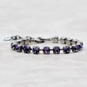 Isabella Bracelet | Tanzanite - Coco and Duckie