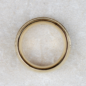 Qudo Interchangeable Lecce Ring | Gold