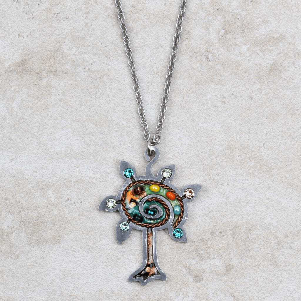 Tree of Life Necklace - Seeka - Coco and Duckie