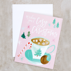 Cozy Christmas Cards