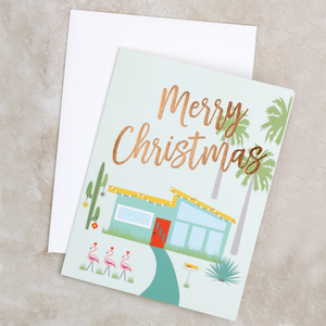 Palm Springs Christmas Cards