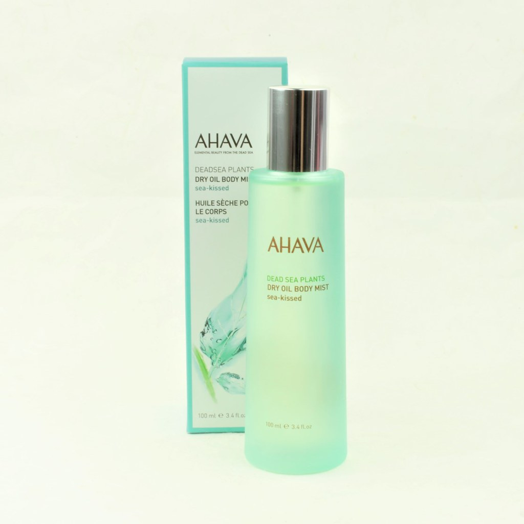 Sea Kissed Dry Oil Body Mist - Ahava - Coco and Duckie