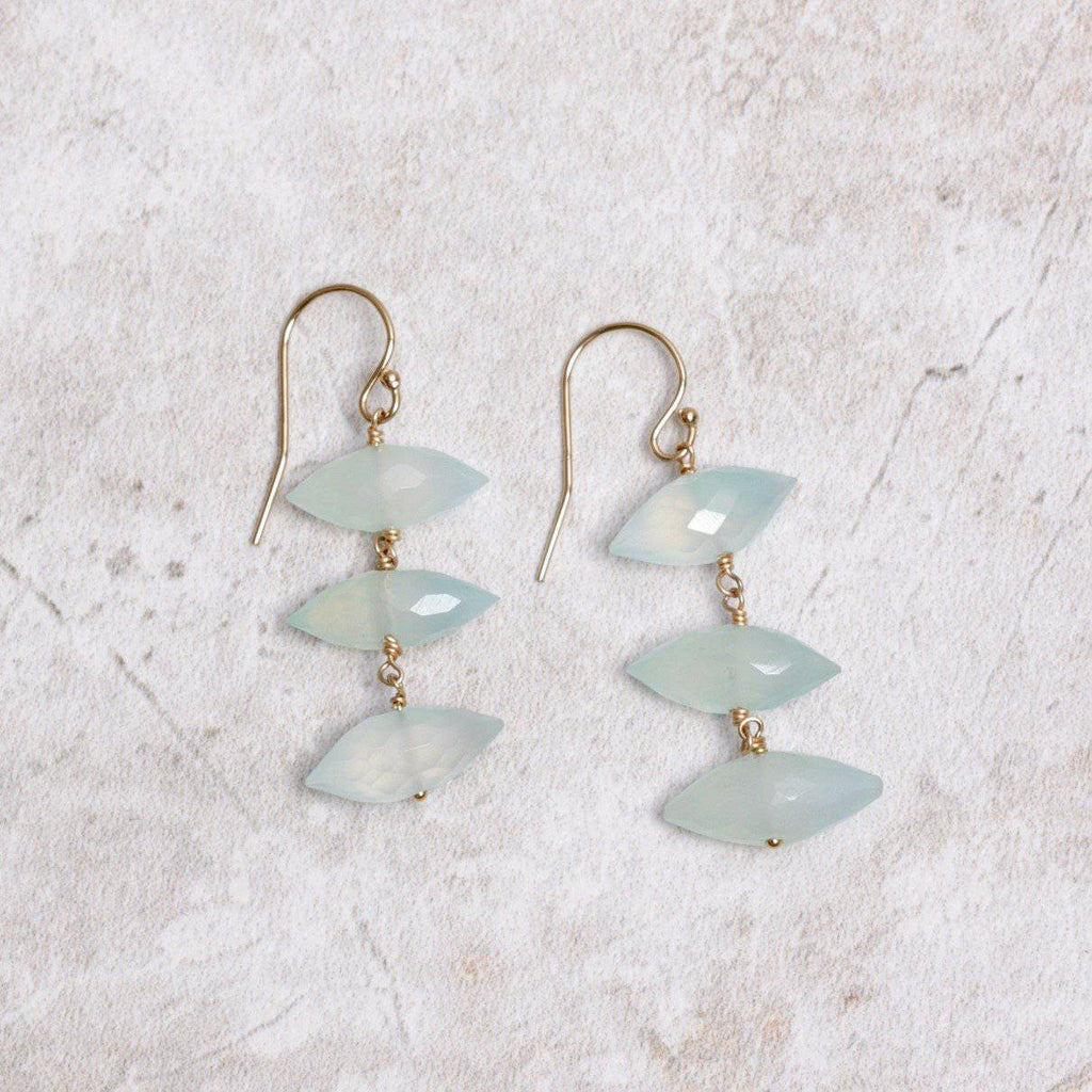 Ailsa Earrings - Treisi - Coco and Duckie