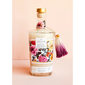 Always in Rose | Lollia Bubble Bath - Coco and Duckie