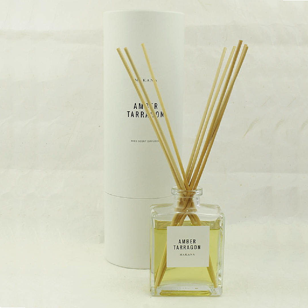 Amber Tarragon Fragrance Diffuser - Coco and Duckie