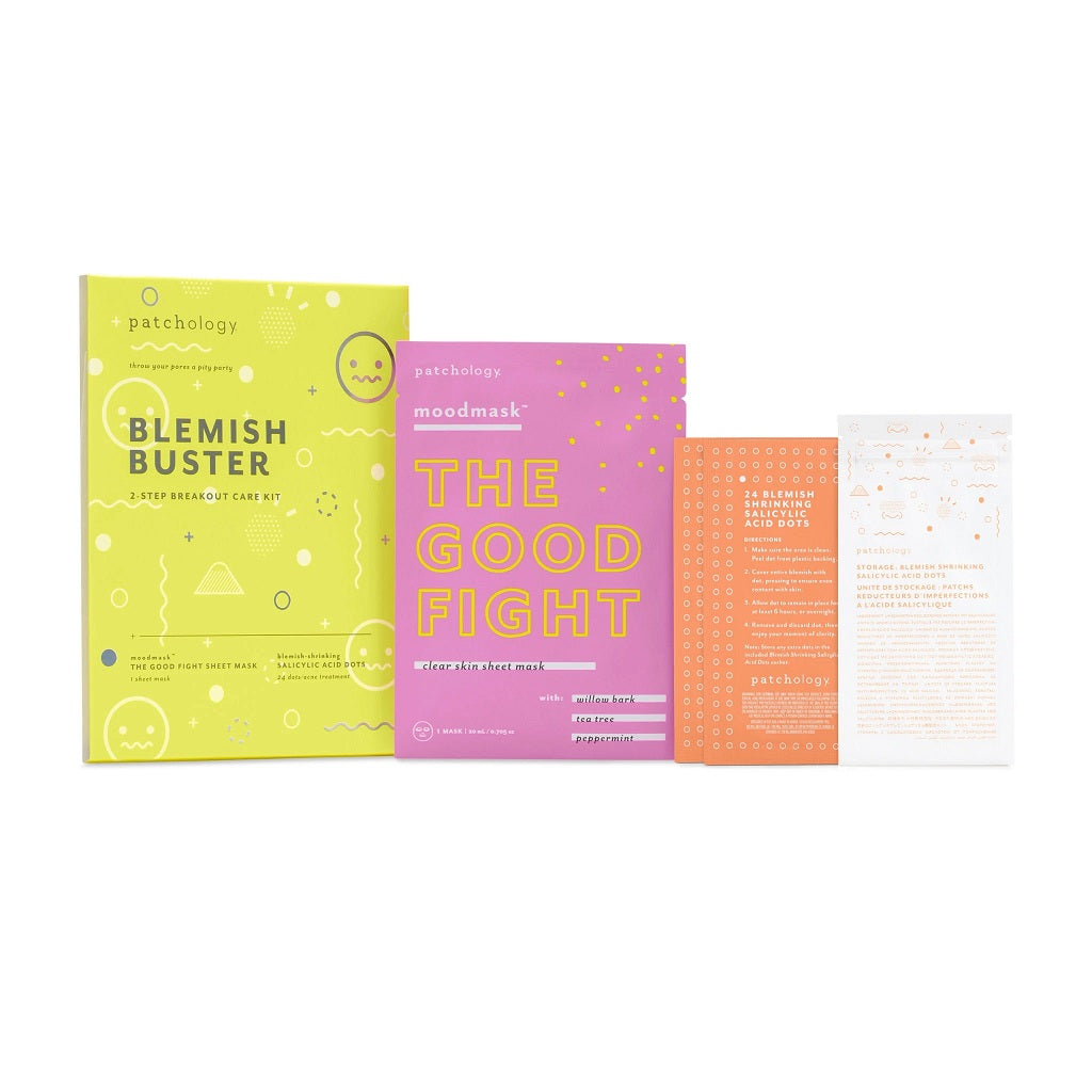 Blemish Buster Kit | Patchology - Patchology - Coco and Duckie