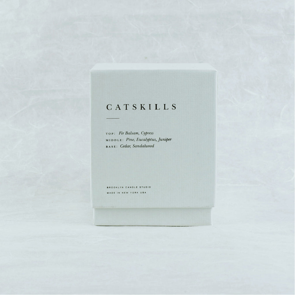 Catskills Escapist Candle - Brooklyn Candle Studio - Coco and Duckie