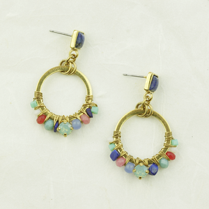 Franck Herval Clarrise Earrings