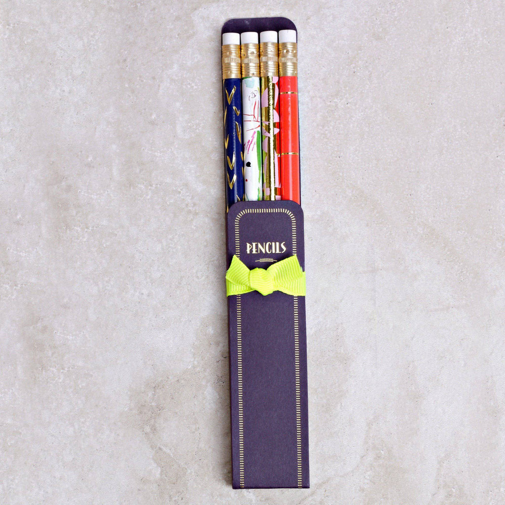 Sublime Pencil Set - Karen Adams Designs - Coco and Duckie