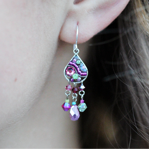 Orla Earrings | Rose - Coco and Duckie