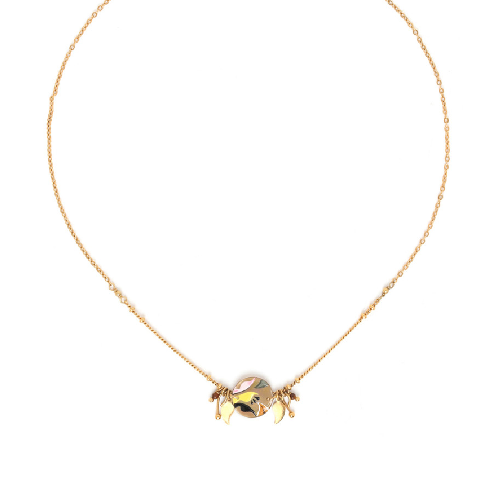 Franck Herval Laurette Necklace - Franck Herval - Coco and Duckie