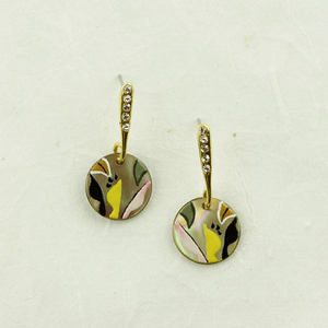 Franck Herval Laurette Post Earrings