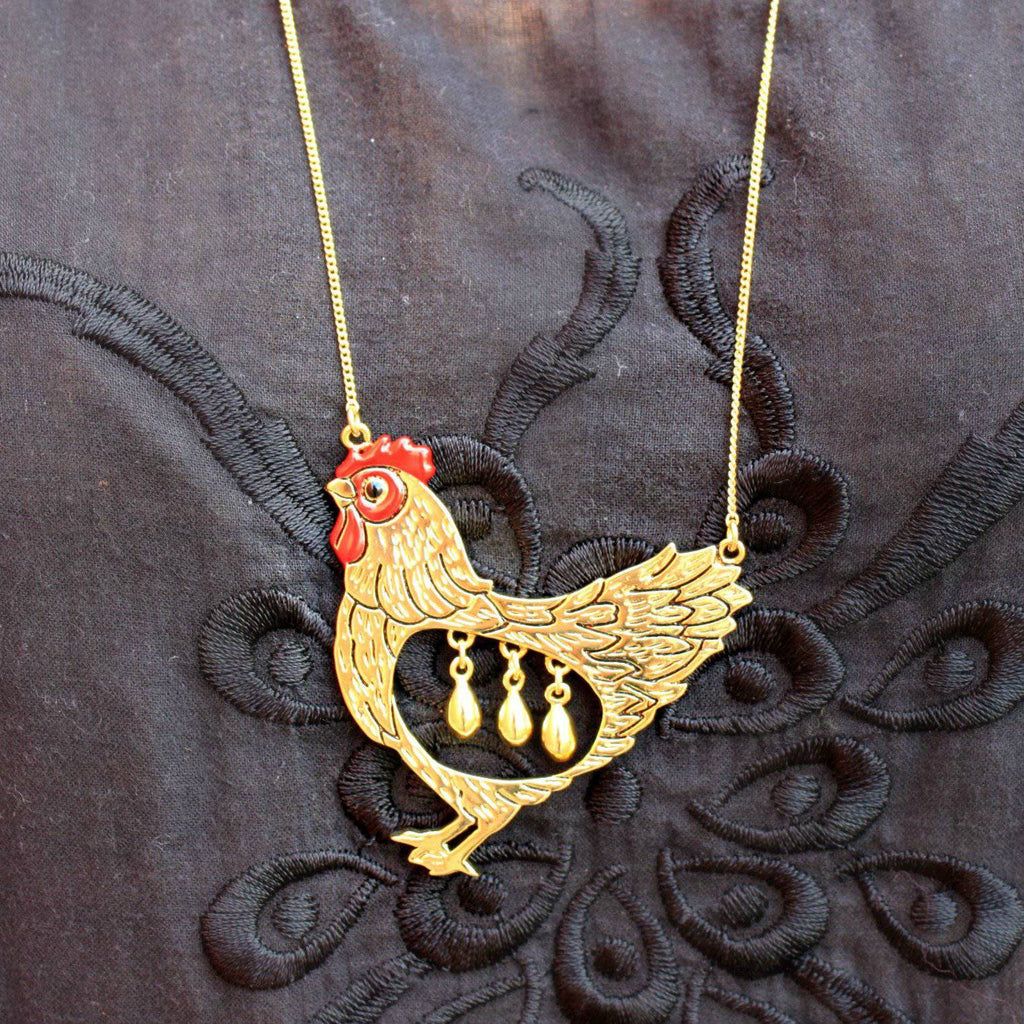 Golden Tale Necklace | Les Nereides N2 - N2 - Coco and Duckie
