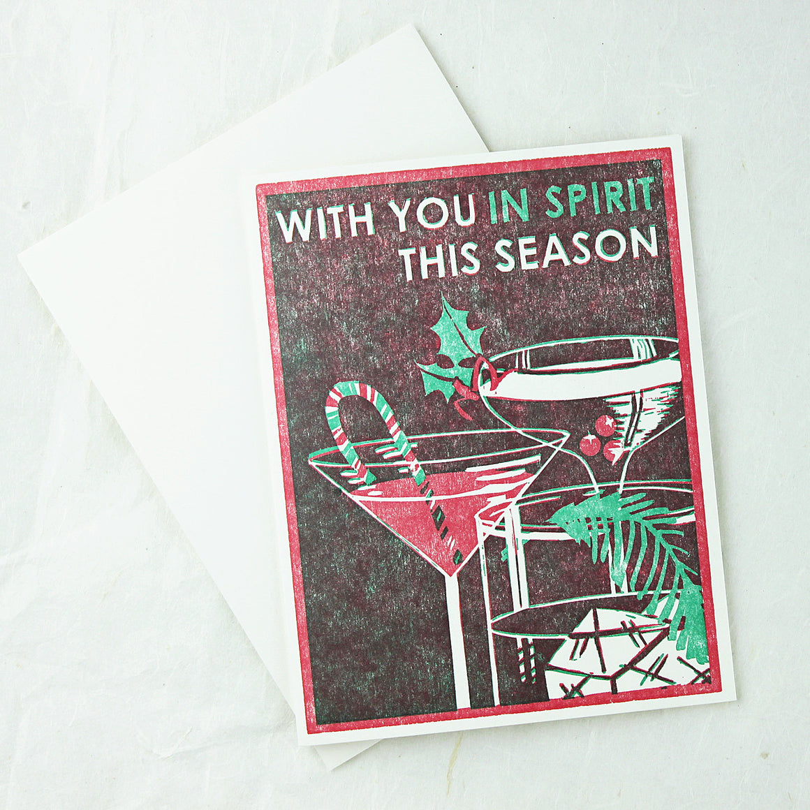 With You In Spirit Holiday Card Set