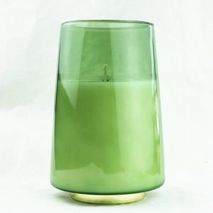 Ever Green Winsome Glass Candle