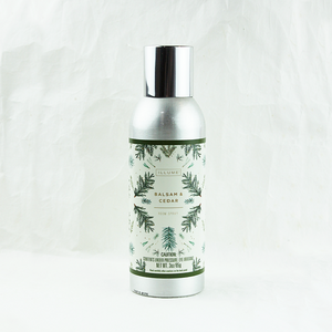 Balsam and  Cedar Room Spray