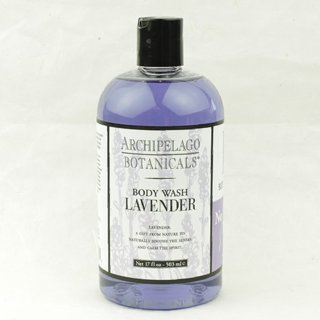 Lavender Body Wash - Archipelago Botanicals - Coco and Duckie